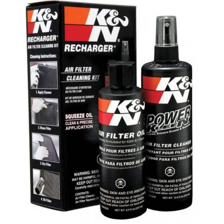 Комплект за почистване и поддръжка на въздушни филтри K&N