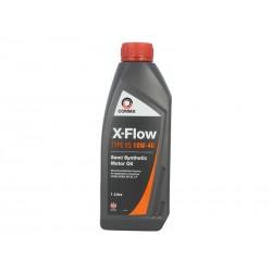 ПОЛУСИНТЕТИЧНО МАСЛО COMMA X-FLOW XS 10W40 1L