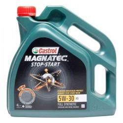 СИНТЕТИЧНО МАСЛО CASTROL MAGNATEC 5W30 A5 SS 4L
