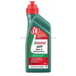 ТРАНСМИСИОННО МАСЛО CASTROL ATF DEX II MULTIVEHICLE 1L