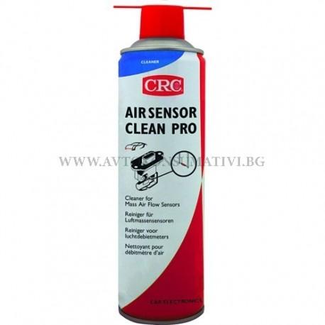 Спрей за почистване на дебитомер и сензори за въздух CRC Air Sensor Clean Pro 250ml