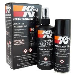 Комплект за почистване и поддръжка на спортни въздушни филтри K&N