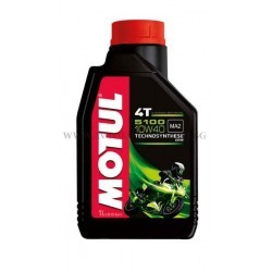 Полусинтетично масло за мотоциклети Motul 5100 10W40 4T 1L